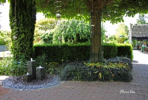 Парк-выставка садов в Аппельтерне (Нидерланды)