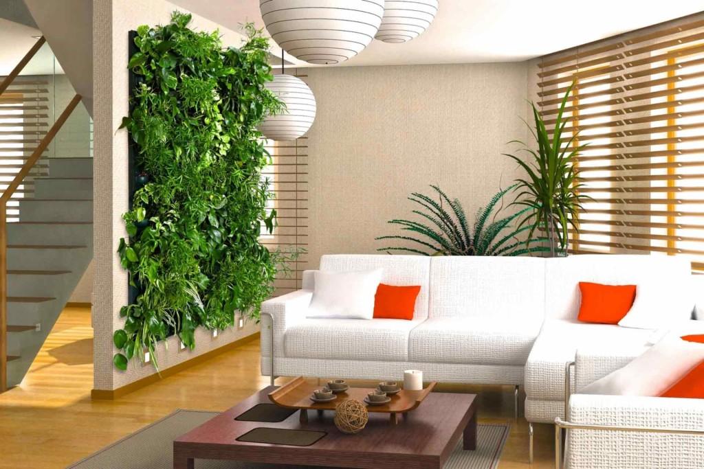 Вертикальное озеленение в Минске