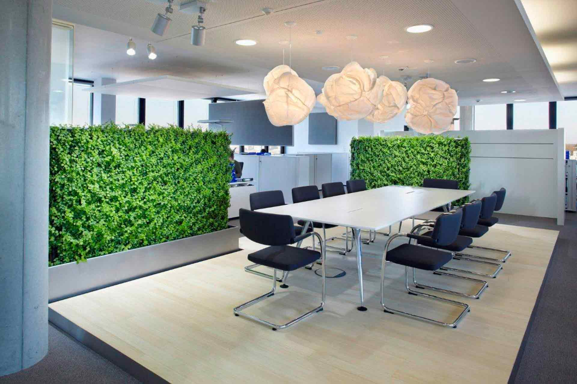 Flori for Living office concept