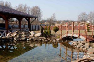 Проектирование и строительство водоемов в Минске